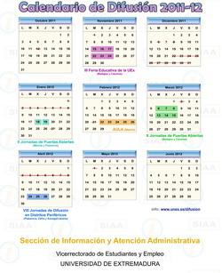 Calendario Uex.Ice Logse